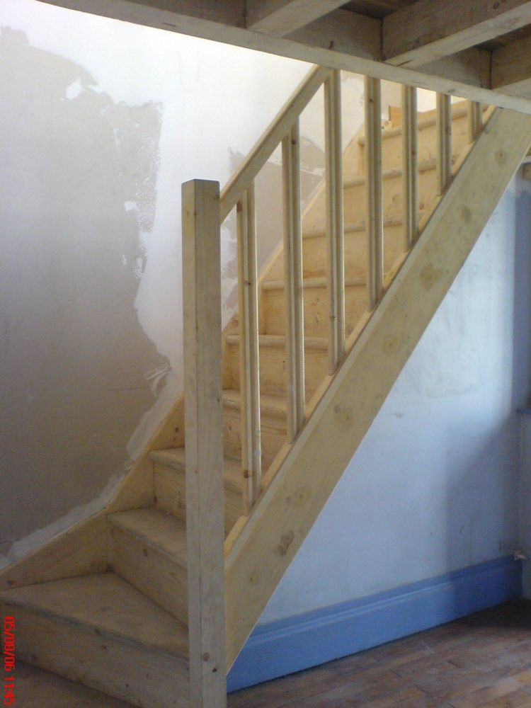 Devis escaliers for Decoration escalier bois