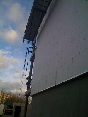 L 39 isolation par l 39 exterieur et traitement de facade for Isolation exterieur polystyrene