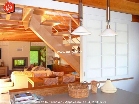 stunning separer une piece en deux sans percer with separer une piece en deux sans percer. Black Bedroom Furniture Sets. Home Design Ideas
