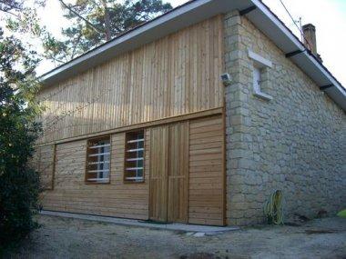 Le choix de la fa ade est primordial pour la r novation de for Renovation facade maison bardage