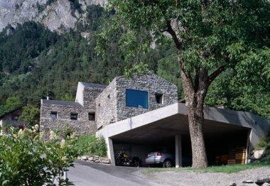 Extension de maison agrandissement sur l vation for Agrandissement maison 90