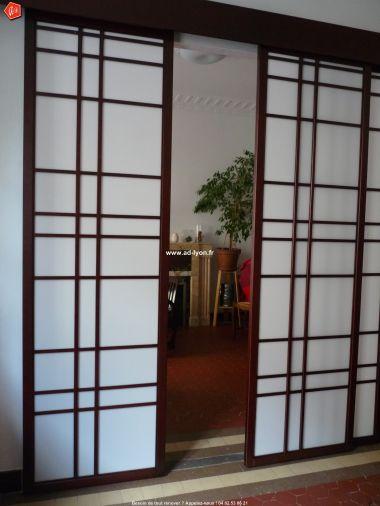 t moignage client une commande pour un achat de cloison japonaise. Black Bedroom Furniture Sets. Home Design Ideas