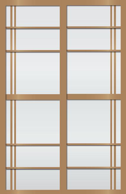 cloison amovible hachigatsu le mod le en sur mesure. Black Bedroom Furniture Sets. Home Design Ideas