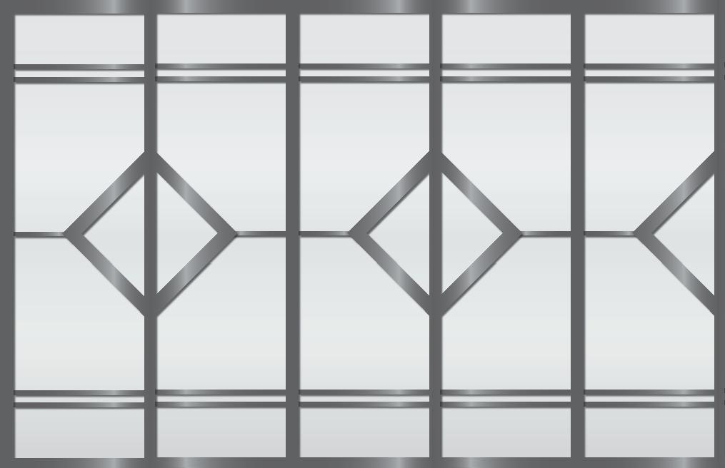 Cloison coulissante japonaise Ichi 5 vantaux