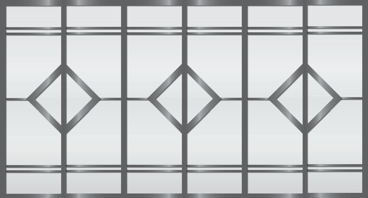 Cloison coulissante japonaise Ichi 6 vantaux