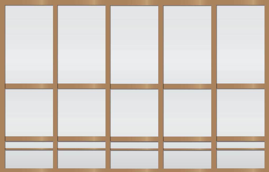Cloison kugatsu en panneau japonais coulissant - Cloison japonaise coulissante castorama ...