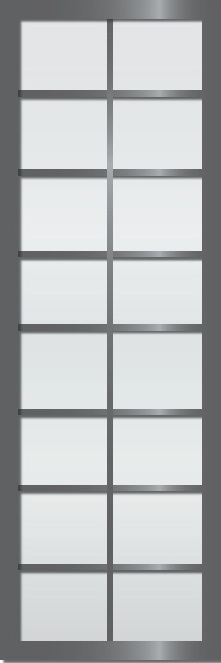 Cloison coulissante japonaise Rokugatsu 1 vantail