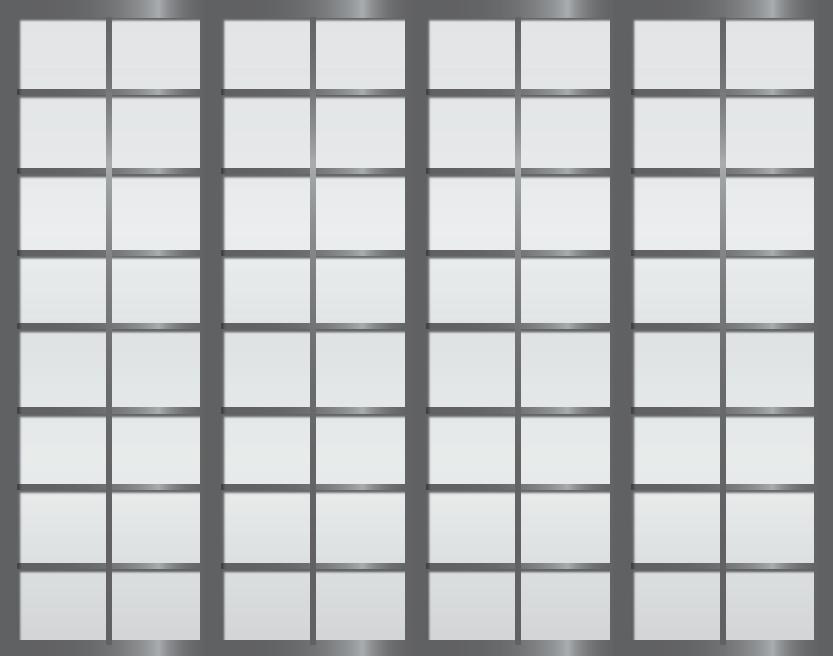 Cloison japonaise rokugatsu en forme de petits carreaux for Prix cloison coulissante