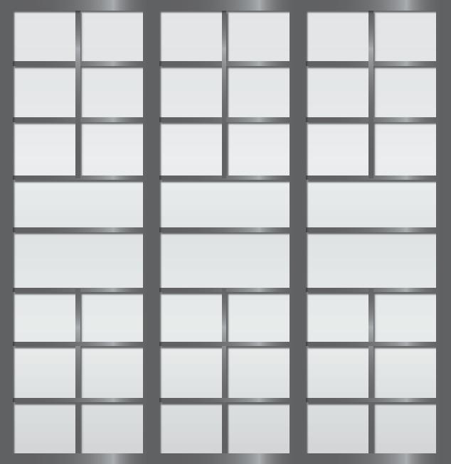 Cloison coulissante japonaise Sangatsu 3 vantaux