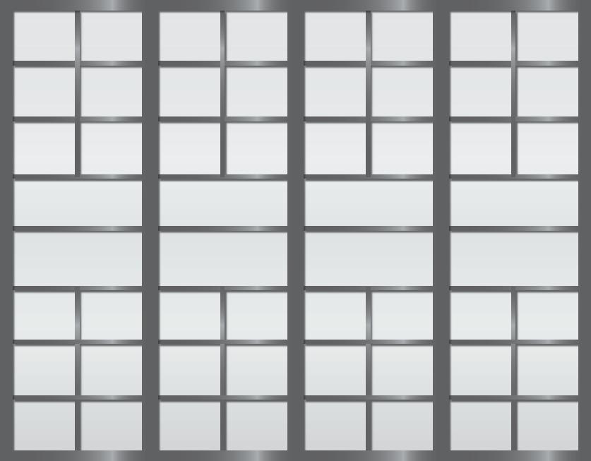 Cloison coulissante japonaise Sangatsu 4 vantaux