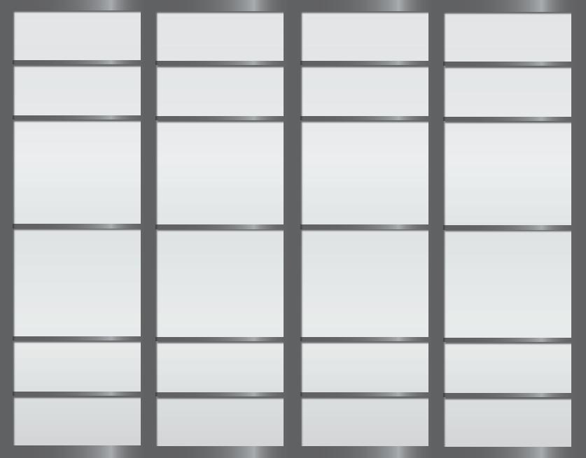 Cloison coulissante japonaise Shichigatsu 4 vantaux