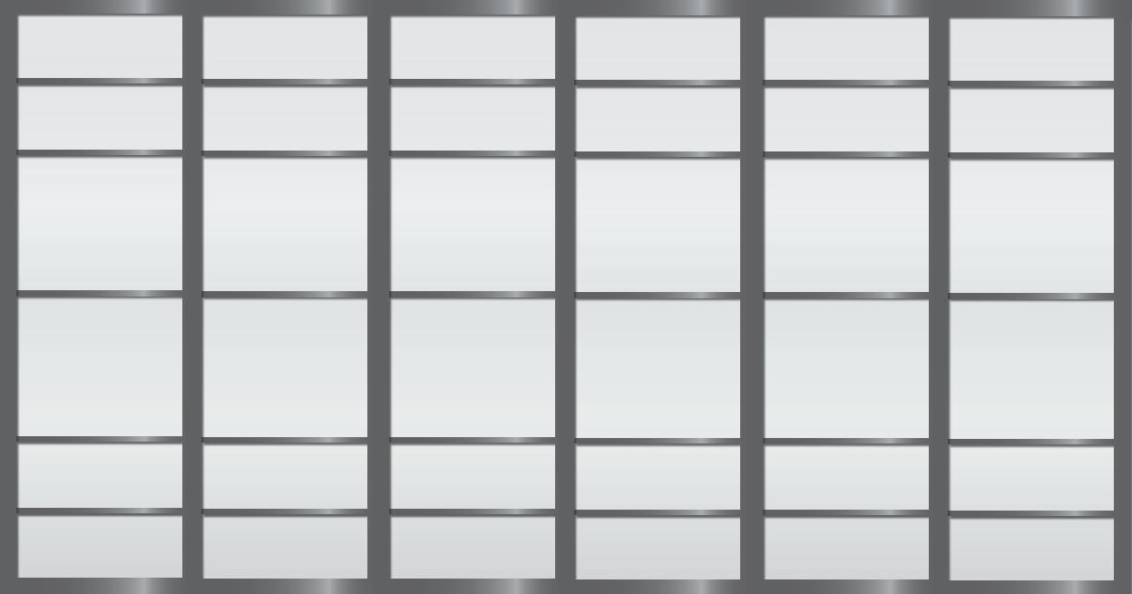 Cloison coulissante japonaise Shichigatsu 6 vantaux