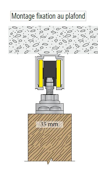 Cloison coulissante japonaise en 2 vantaux juuichigatsu - Prix cloison japonaise ...