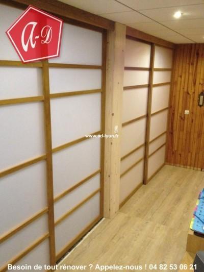 La cloison coulissante japonaise le bon plan d co for Decoration porte japonaise