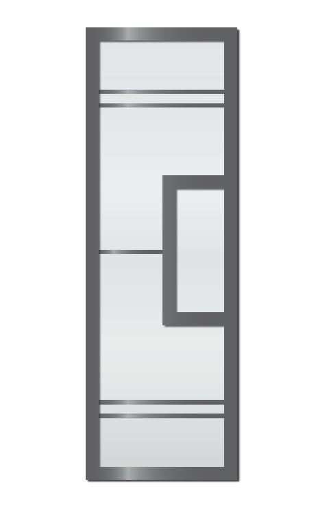 Installer porte coulissante dans cloison portes for Installer des portes coulissantes