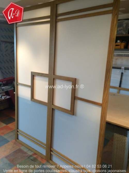 Installer porte coulissante dans cloison - Installer porte coulissante ...