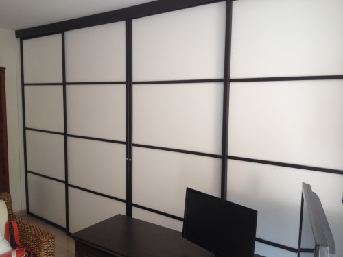 cloison pour chambre photos de conception de maison. Black Bedroom Furniture Sets. Home Design Ideas