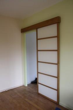 cloison amovible nigatsu au format rectangulaire. Black Bedroom Furniture Sets. Home Design Ideas