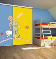 Porte coulissante Collection Kids