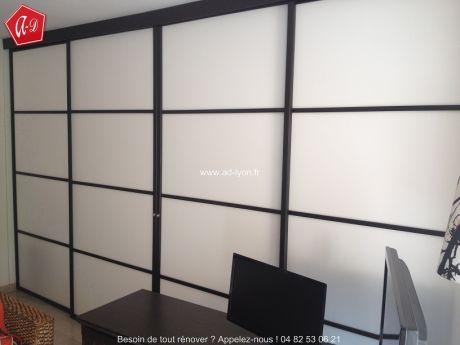 choisir des cloisons amovibles pour s parer une chambre. Black Bedroom Furniture Sets. Home Design Ideas