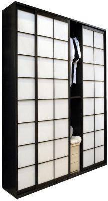 Armoire japonaise on adapte toutes nos cloisons for Armoire style japonais