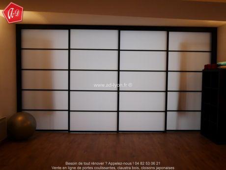 la cloison mobile et amovible en bois dans tous les formats. Black Bedroom Furniture Sets. Home Design Ideas
