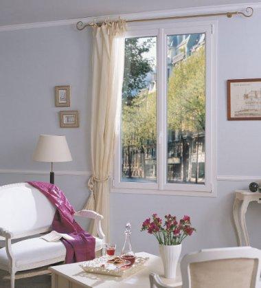 fen tres en pvc une r volution. Black Bedroom Furniture Sets. Home Design Ideas