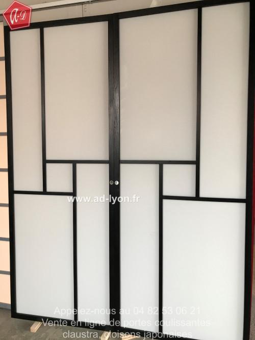 La cloison amovible d 39 atelier dans toutes les for Cloison amovible atelier noir