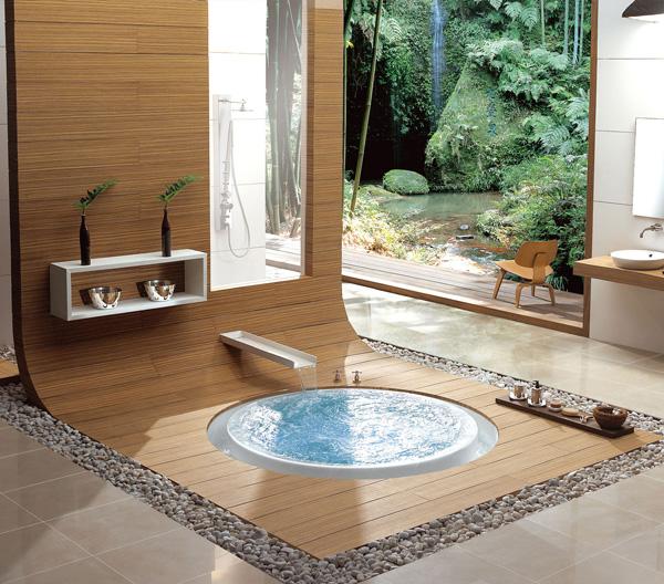 Salle de bain design les salle de bains les plus for Salle de bain delorm design